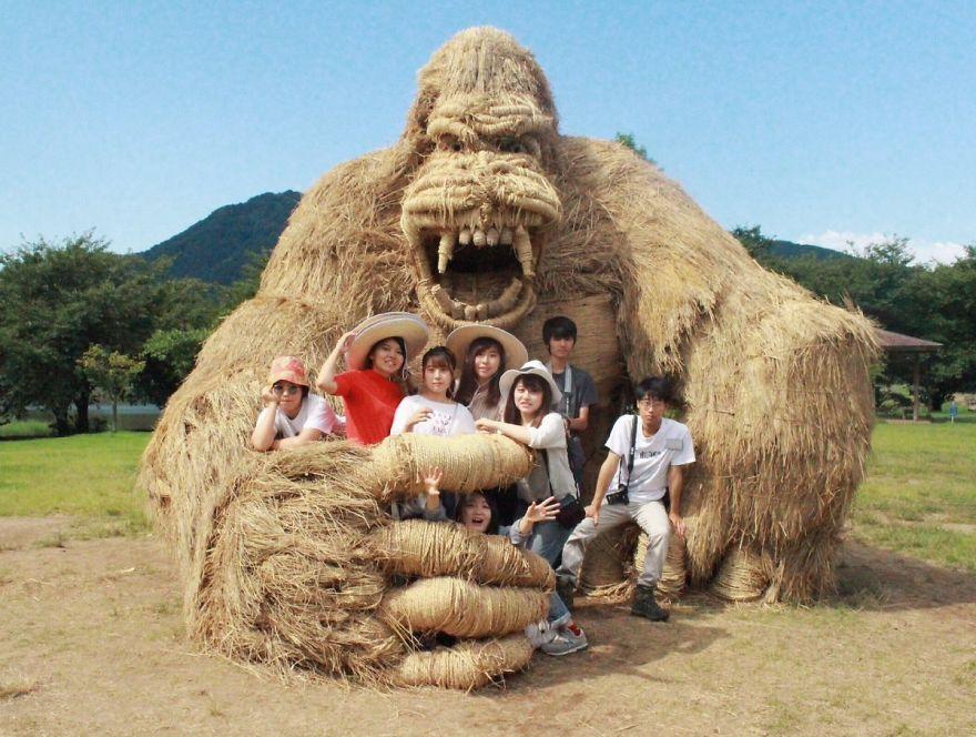 """Choáng với cánh đồng toàn """"quái vật"""" khổng lồ - 11"""