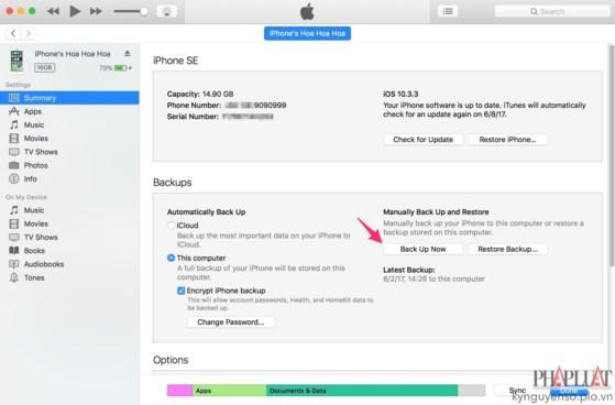 3 cách sửa lỗi iPhone bị loạn cảm ứng - 4