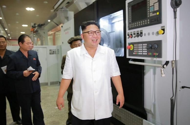 Cỗ máy bí mật giúp Kim Jong-un chế tạo bom hạt nhân - 1