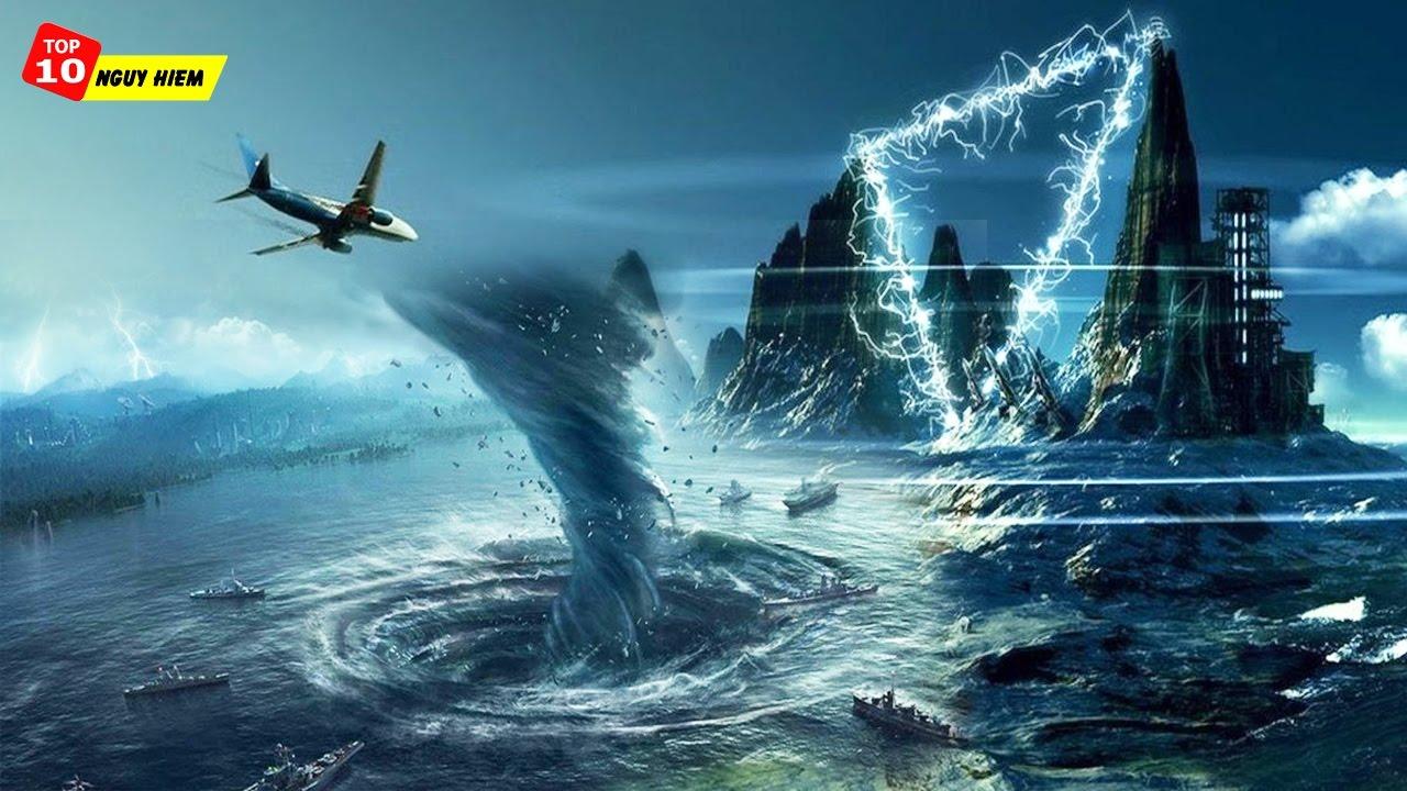 Kỳ lạ đám mây khổng lồ và 75 máy bay mất tích bí ẩn ở Tam giác quỷ Bermuda - 2