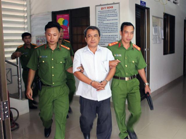 Nguyên tổng giám đốc công ty xổ số Đồng Nai bị bắt - 2