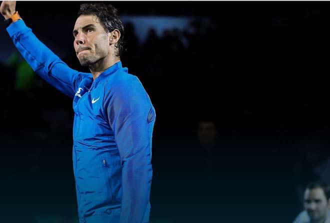 """Thua 5 lần liên tiếp, Nadal """"ngả mũ"""" thừa nhận Federer hay hơn - 1"""