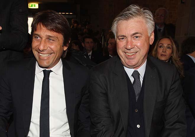 Thảm họa Chelsea: Lời nguyền khốc liệt, Conte lo mất ghế vào tay Ancelotti - 3