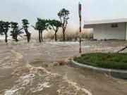 Tin tức trong ngày - Tại sao bão số 11 được dự báo rất mạnh lại suy yếu nhanh chóng?
