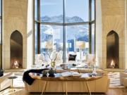 Tài chính - Bất động sản - Có gì bên trong căn hộ dát vàng 24 karat tại Thụy Sĩ?