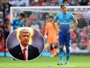 Arsenal: Từ biểu tượng sắc đẹp bóng đá Anh thành đống gạch vụn
