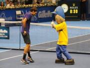 """Video hot: Federer trổ tài """"nhảy đầm"""" siêu nghệ, fan phát cuồng"""