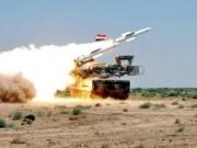 Chiến đấu cơ Israel phá tan hệ thống phòng không ở Syria