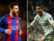 """Messi 11 bàn/8 trận vẫn """"đen"""" nhất châu Âu, Ronaldo siêu """"chân gỗ"""""""
