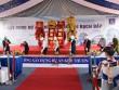 Phạm Anh Khoa, Hoàng Yến Chibi khuấy động lễ khởi công Khu thương mại Rạch Bắp – An Điền