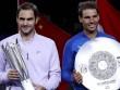 """Bảng xếp hạng tennis 16/10: Federer tăng tốc, Nadal bắt đầu """"run"""""""