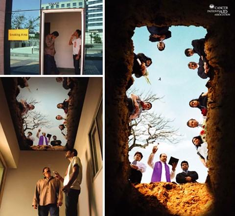 Những hình ảnh khiến ta rùng mình về tác hại của thuốc lá - 1