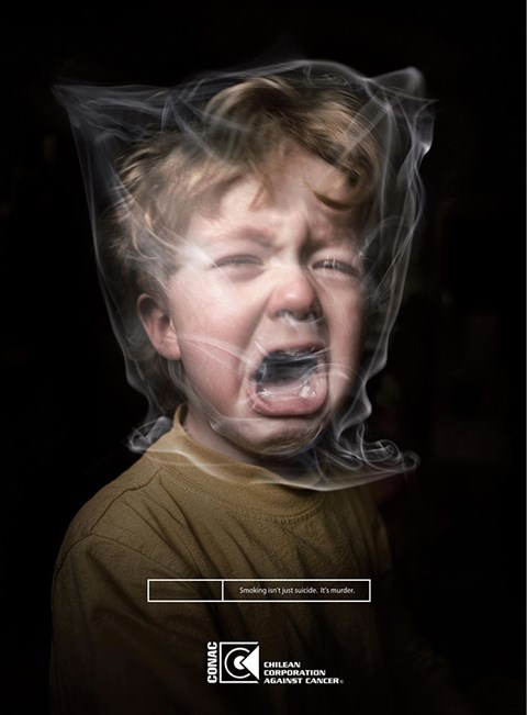 Những hình ảnh khiến ta rùng mình về tác hại của thuốc lá - 9