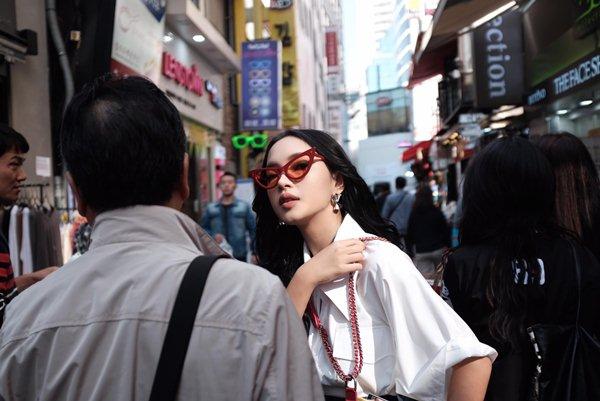 Ngày đầu chào sân, tín đồ Việt nổi bật ở Tuần lễ Seoul - 14