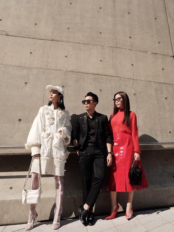 Ngày đầu chào sân, tín đồ Việt nổi bật ở Tuần lễ Seoul - 13