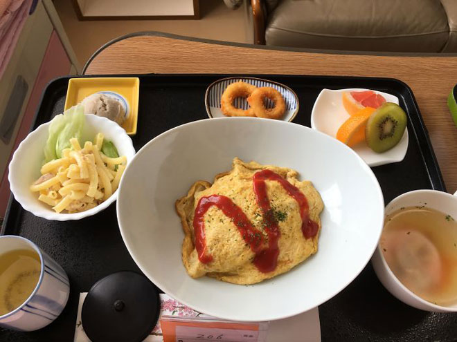 Choáng với mâm cơm ở cữ không khác gì nhà hàng của các mẹ Nhật - 1