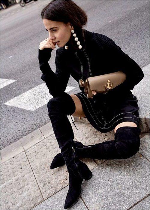 Quần jeans đính ngọc trai - không chỉ dành cho nàng bánh bèo - 7