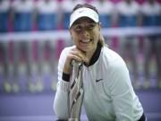 Tin thể thao HOT 17/10: Sharapova tiếp tục chinh phạt