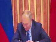 Putin ôm mặt cười khi bộ trưởng nói bán thịt lợn sang Indonesia