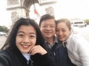 Con gái Chiều Xuân: Từ bé Hồng Khanh bụ bẫm lột xác thành thiếu nữ xinh đẹp, giỏi giang