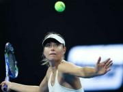 """Sharapova - Rybarikova: Cao trào kịch tính, bước ngoặt """"đấu súng"""" (V1 Kremlin)"""