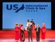 Hệ thống US International Clinic & Spa lọt top 3 VTM hàng đầu Việt Nam 2017