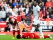 MU: Lukaku thoát án đá vào mặt Lovren, Liverpool cay cú