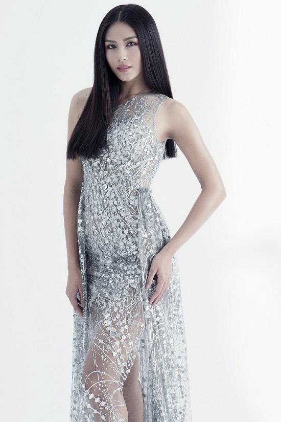 Quá bất ngờ với danh tính cô gái Việt dự thi Hoa hậu Hoàn vũ (thế giới) 2017 - 4