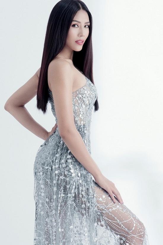 Quá bất ngờ với danh tính cô gái Việt dự thi Hoa hậu Hoàn vũ (thế giới) 2017 - 5