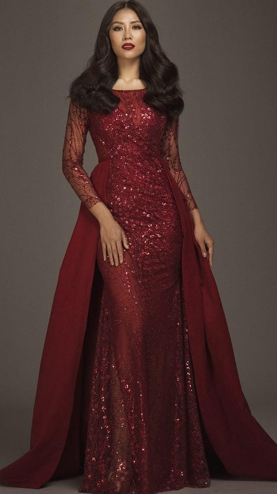 Quá bất ngờ với danh tính cô gái Việt dự thi Hoa hậu Hoàn vũ (thế giới) 2017 - 8