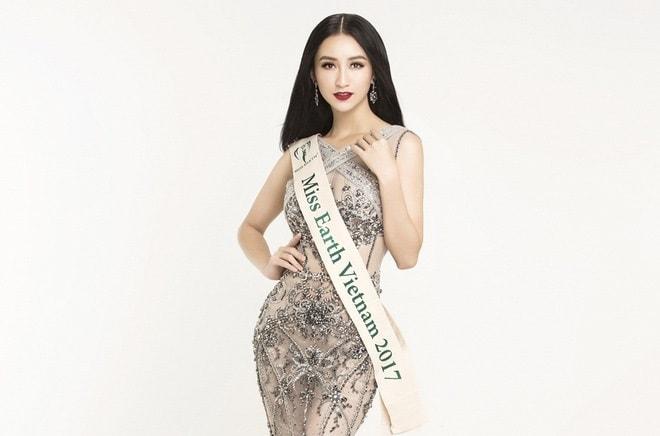 Đại diện Việt được tiên đoán là Hoa hậu Trái đất 2017 - 2