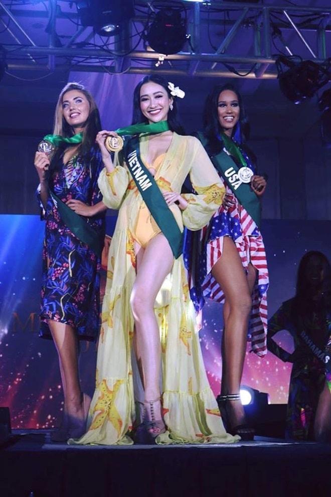 Đại diện Việt được tiên đoán là Hoa hậu Trái đất 2017 - 3