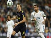 Chi tiết Real - Tottenham: Nỗ lực vô vọng (KT)