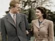 """Tiếng sét ái tình """"gõ cửa"""" trái tim Nữ hoàng Anh từ năm 13 tuổi"""