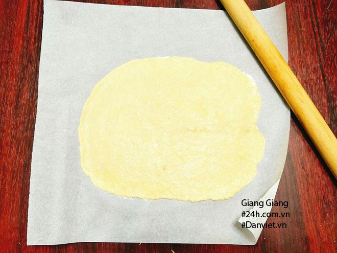 """Bánh tai heo, món ăn vặt """"thần thánh"""" thời sinh viên - 6"""