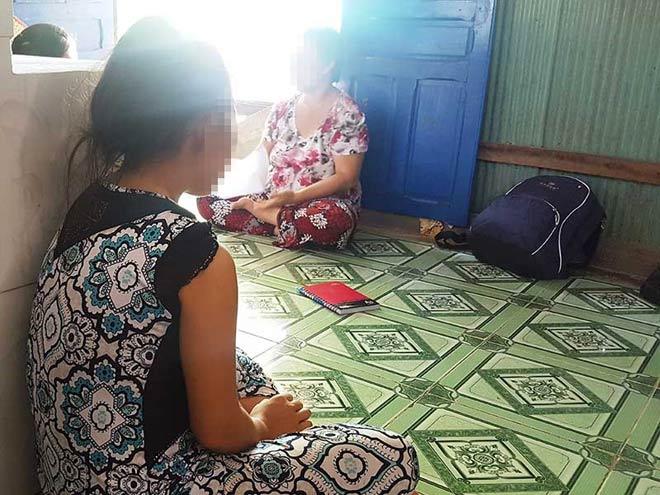 Nữ sinh 15 tuổi nghi bị xâm hại phải sinh con - 1