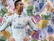 """Vượt Federer, Ibrahimovic: Siêu sao Ronaldo kiếm tiền """"vô đối"""" châu Âu"""