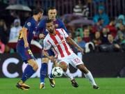"TRỰC TIẾP Barcelona - Olympiakos: ""Cuồng phong"" khó cản"