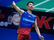 """Cầu lông: Lee Chong Wei thắng vang dội, Trung Quốc """"mất hình"""""""