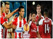 Crvena Zvezda - Arsenal: Wenger cầu cứu siêu dự bị