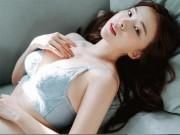 """""""Thiên thần nội y"""" xứ Hàn khiến trai trẻ đổ xô theo dõi Instagram"""