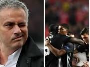 """MU bất bại, Mourinho vẫn dễ """"bay ghế"""" vì người cũ Barca"""