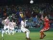 """Barcelona - Olympiakos: """"Món quà"""", thẻ đỏ và đại tiệc"""