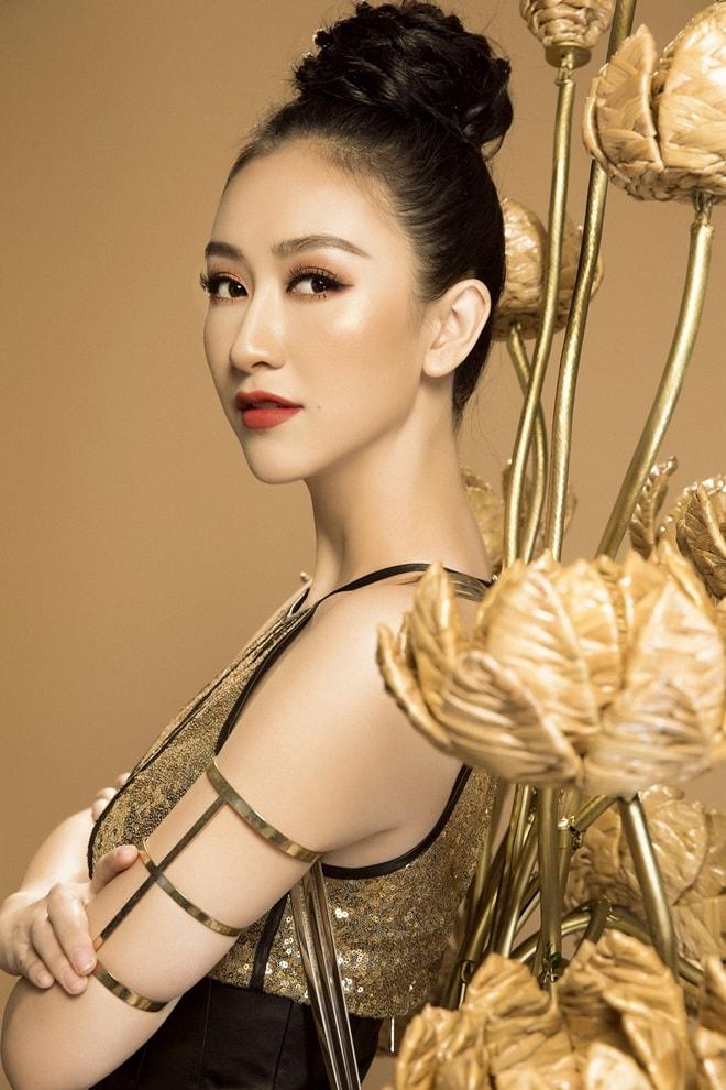 Trang phục truyền thống ngắn như đồ bơi của mỹ nữ Việt tại Hoa hậu Trái đất - 3