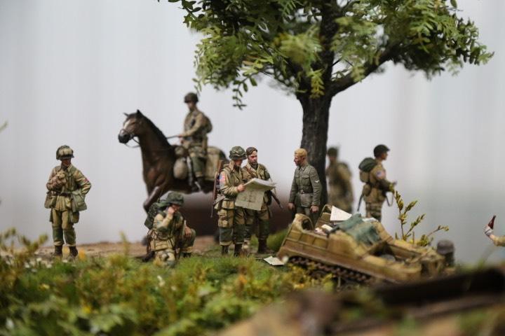 """Thế chiến thứ 2 tái hiện chân thực qua tay """"phù thủy mô hình"""" Việt - 5"""