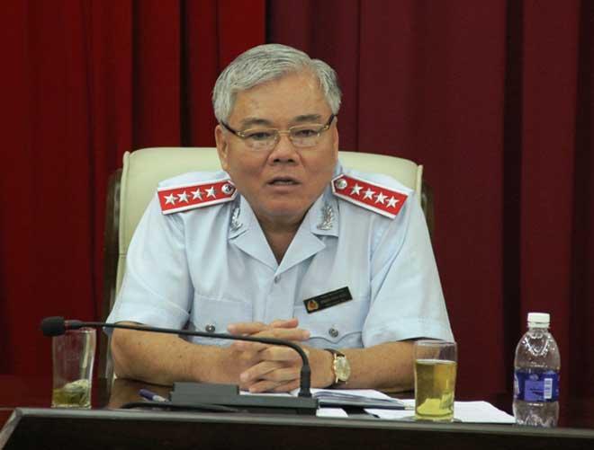 Tổng Thanh tra Chính phủ xin thôi chức vì lý do sức khoẻ - 1