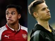 """Barca phá Man City: Sanchez  &   """" Kim cương Đức """"  về với Messi"""