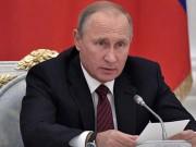 """Tin thể thao HOT 20/10: Tổng thống Putin tố Mỹ """"giở trò"""" với Nga"""