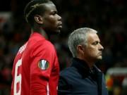 Trực tiếp MU họp báo đấu Huddersfield: Mourinho mang tin xấu về Pogba
