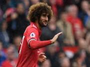 """Chuyển nhượng MU: Mourinho nhận """"cái tát"""", Fellaini lắc đầu gia hạn"""